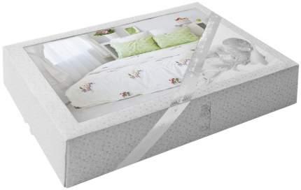 Комплект постельного белья Tete-a-tete premium sateen евро Т-2103