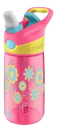 Детская бутылка для воды CONTIGO Striker розовая 420 мл