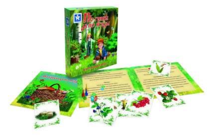 Семейная настольная игра Новое поколение По грибы да по ягоды
