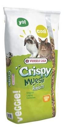 Корм для кроликов Versele-Laga Crispy Muesli Rabbits 20 кг 1 шт