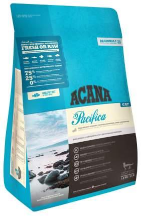 Сухой корм для кошек ACANA Regionals Pacifica, рыба, 1,8кг