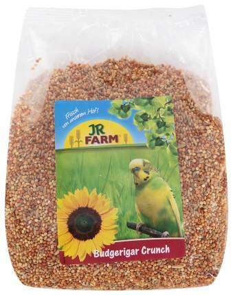 Основной корм Jr Farm Crunch для волнистых попугаев 1000 г, 1 шт