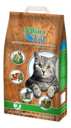 Наполнитель Naturalist древесный, Впитывающий 7 л хвоя