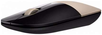Беспроводная мышка HP Z3700 Gold/Black (X7Q43AA)