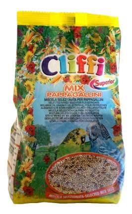 Основной корм Cliffi для волнистых попугаев 25 кг, 1 шт
