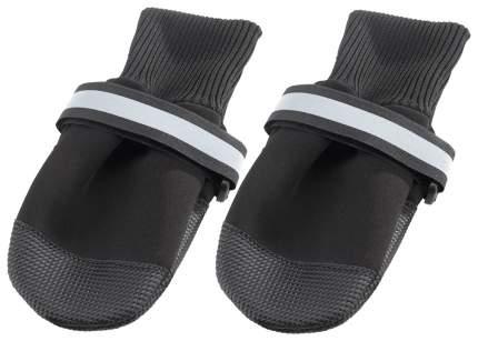 Обувь для собак Ferplast размер S, 2 шт черный