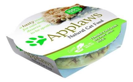 Консервы для кошек Applaws, рис, куриная грудка, 60г