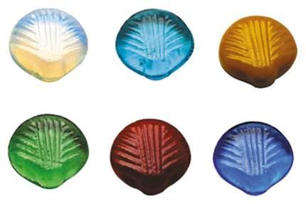 Декоративные камни для аквариума Triol Ракушка 60104, полиэфирная смола, 3х3х3 см