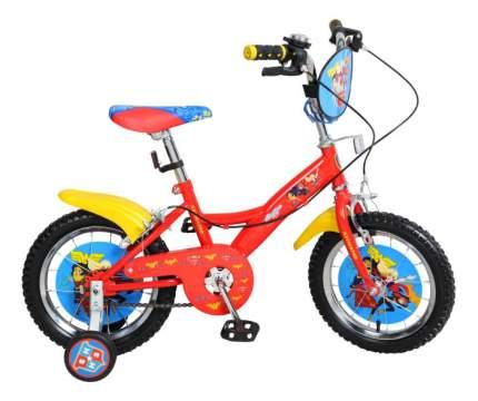 Велосипед Navigator onesize Super Hero Girls желтый, красный ВН14157