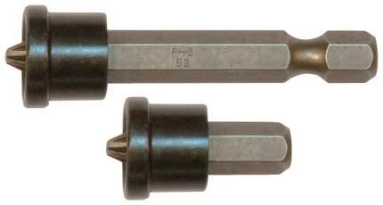 Насадки д/быстрого завинч, набор 2 шт,, сталь S2 Профи, PH2 x 50 мм FIT 15426