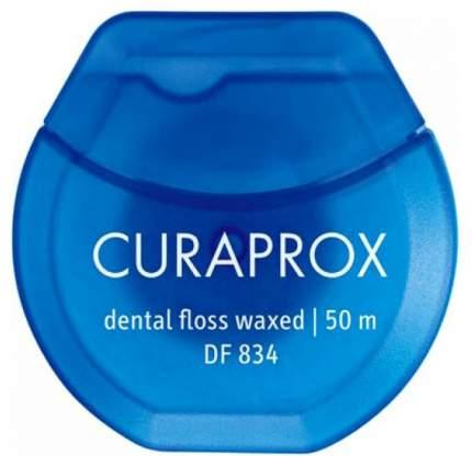 Зубная нить Curaprox DF 834 50 м