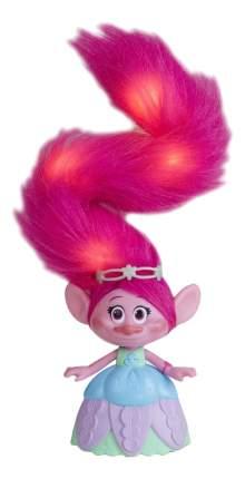 Фигурка DreamWorks Trolls Поппи с супер-длинными поднимающимися волосами