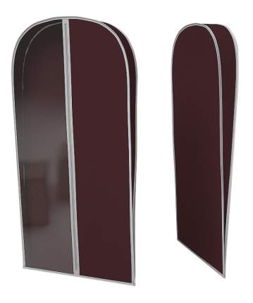Чехол для одежды CoFreT Классик 10 х 60 х 130 см бордовый