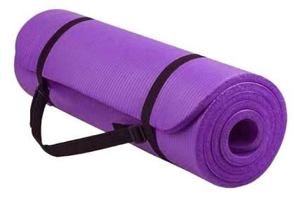 Коврик для йоги Hawk HKEM124 фиолетовый 10 мм