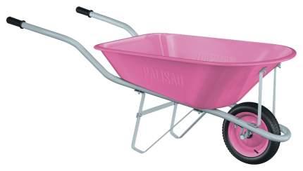 Тачка садовая Palisad Pink Line 68969