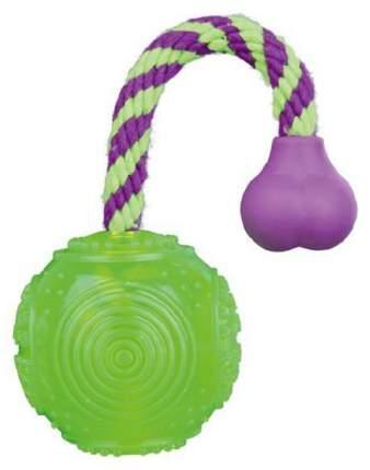 мяч для собак TRIXIE, Резина, Текстиль, 33658