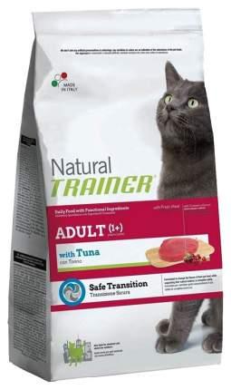 Сухой корм для кошек TRAINER Natural Adult, тунец, 12,5кг