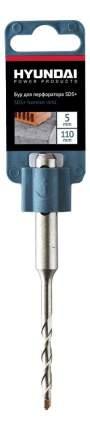 Бур для перфоратора Hyundai SDS+ 5x110mm (50/500) 201105