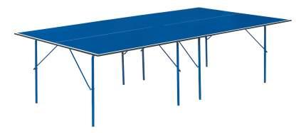 Теннисный стол Start Line Hobby-2 синий
