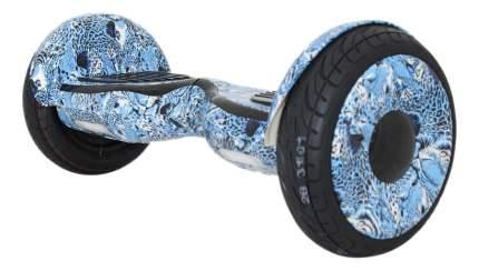 """Гироскутер Smart Balance Premium 10,5"""" голубой тигр"""