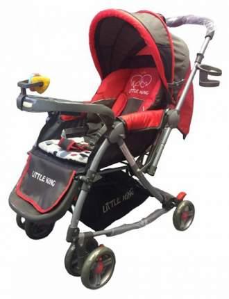 Прогулочная коляска Little King LK-217R Красная