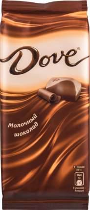 Шоколад молочный Dove классический 90 г