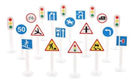 Набор дорожных знаков Полесье №2