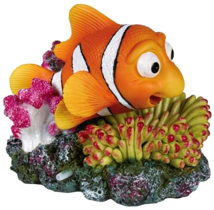 Грот для аквариума TRIXIE Clownfish Рыба-Клоун, полиэфирная смола, 9,5х12,5х10,5 см