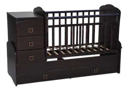 Кровать Антел Ульяна-1 венге
