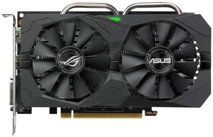 Видеокарта ASUS ROG Strix Radeon RX 560 (ROG-STRIX-RX560-O4G-EVO-GAMING)