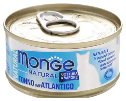 Консервы для кошек Monge Natural, рыба, 24шт, 80г
