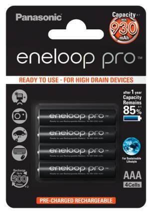 Аккумуляторная батарея Panasonic Eneloop BK-4HCDE/4BE 4 шт