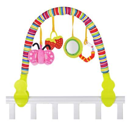 Дуга с игрушками Лето Жирафики