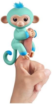 Интерактивное животное Fingerlings Обезьянка Eddie голубое 3724
