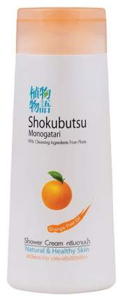 Пена для ванн Shokubutsu Апельсиновое масло 220 мл