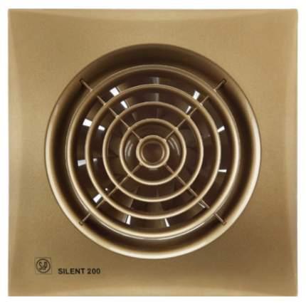 Вентилятор настенный Soler&Palau Silent-200 CZ 03-0103-170
