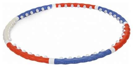 Обруч-тренажер Bradex Премиум 100 см синий/красный/белый