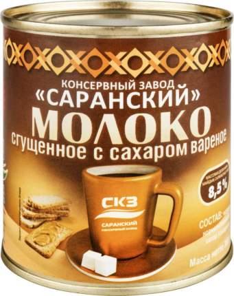 Молоко сгущенное СКЗ 8.5% с сахаром вареное 380 г