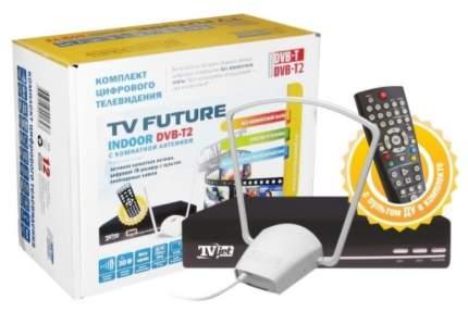 DVB-T2 приставка РЭМО TV Future indoor