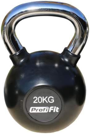 Гиря для кроссфита ProfiFit 20 кг