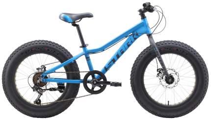 Велосипед Stark Rocket Fat 20.1 D 2019 One Size black/blue