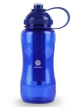 Бутылка для воды Volkswagen Yukon Water Bottle, Blue, артикул MFAC069SLVO