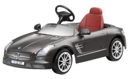 Детский педальный автомобиль Mercedes-benz B66960146 Grey