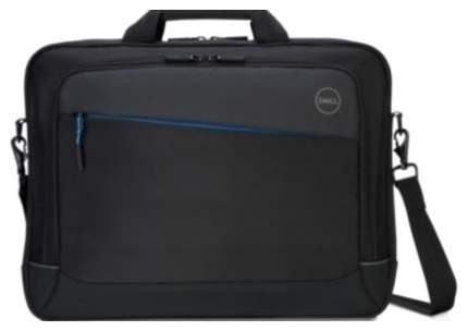 """Сумка для ноутбука 15"""" Dell Professional черная"""
