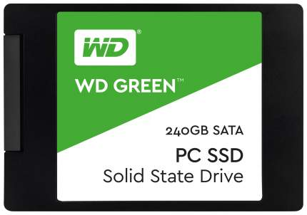 Внутренний SSD накопитель Western Digital 240GB (WDS240G2G0A)