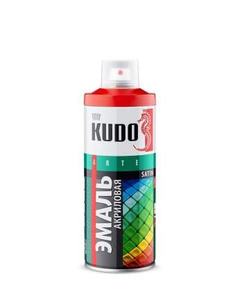 Краска KUDO белая для бытовой техники 520мл