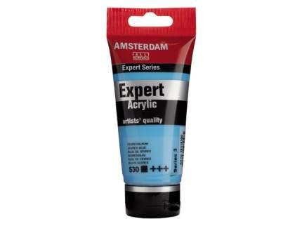 Акриловая краска Royal Talens Amsterdam Expert №530 синий севрский 75 мл