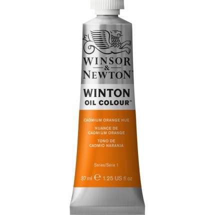 Масляная краска Winsor&Newton Winton оранжевый кадмий 37 мл