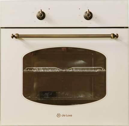 Встраиваемый электрический духовой шкаф DeLuxe 6003.01 эшв - 105