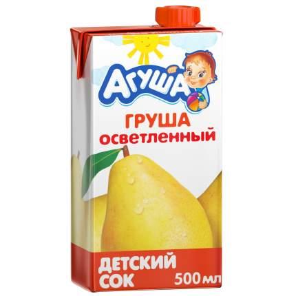 Сок Агуша Груша с 3 лет 500 мл